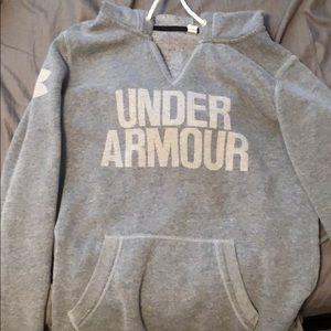 Used Under Armour hoodie